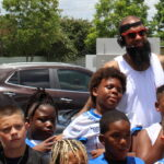 Slim Thug Gives Back to the Community on National French Fry Day