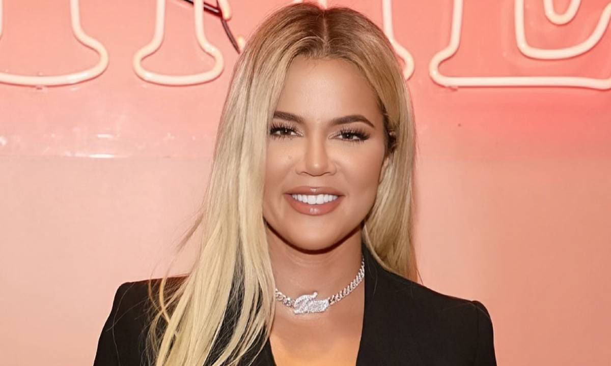"""Khloe Kardashian Talks About """"Workouts as a Form of Therapy"""""""