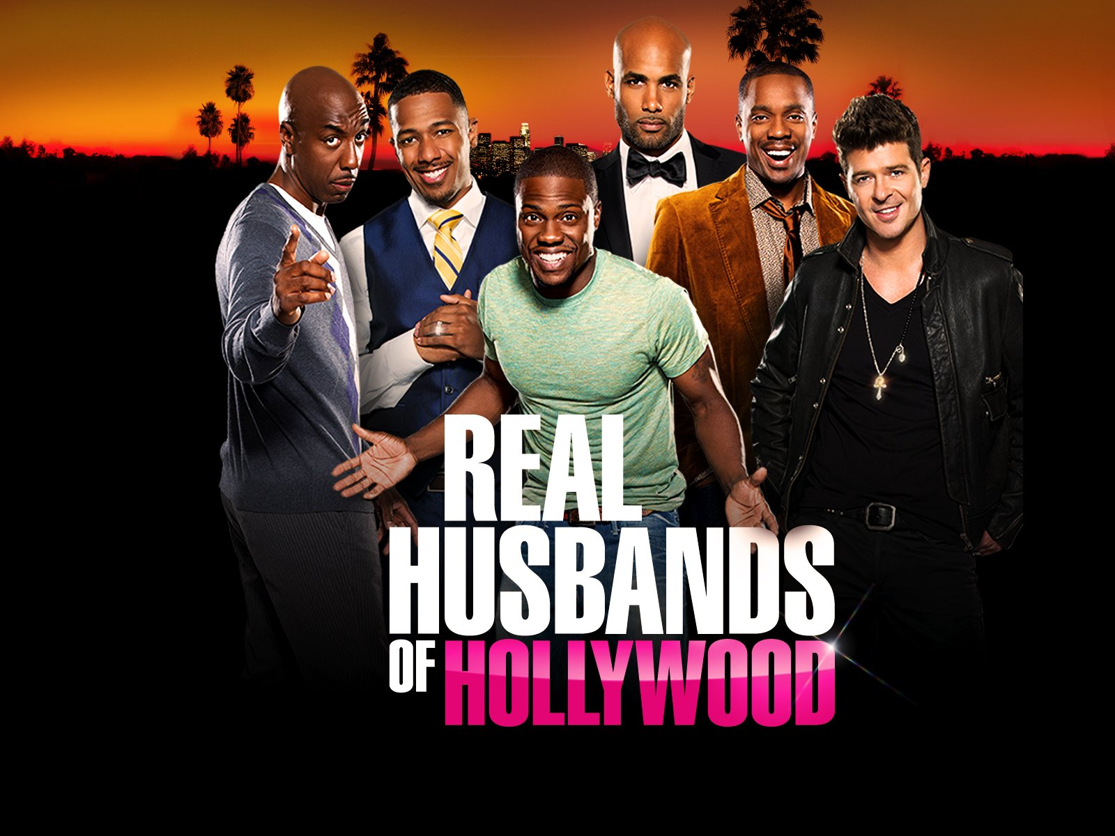 'Real Husbands of Hollywood' is Making a Comeback on BET+