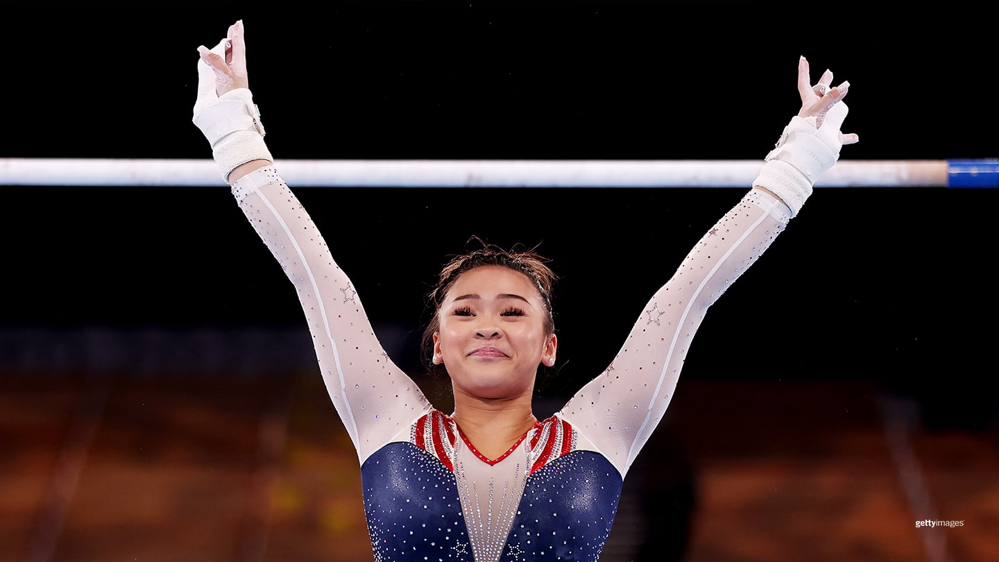 Suni Lee Becomes First Hmong American to Win an Olympic Gold Medal