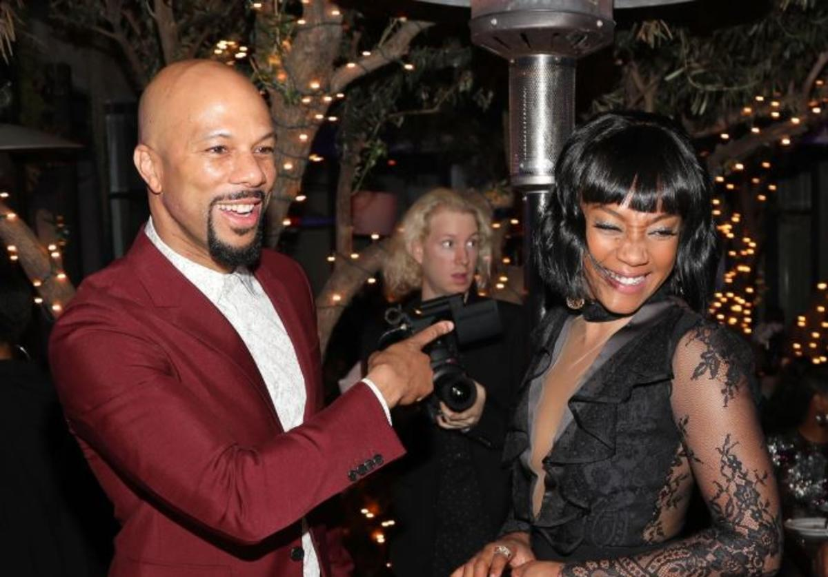 """Why Common Is """"Constantly In Shock"""" Over Girlfriend Tiffany Haddish"""