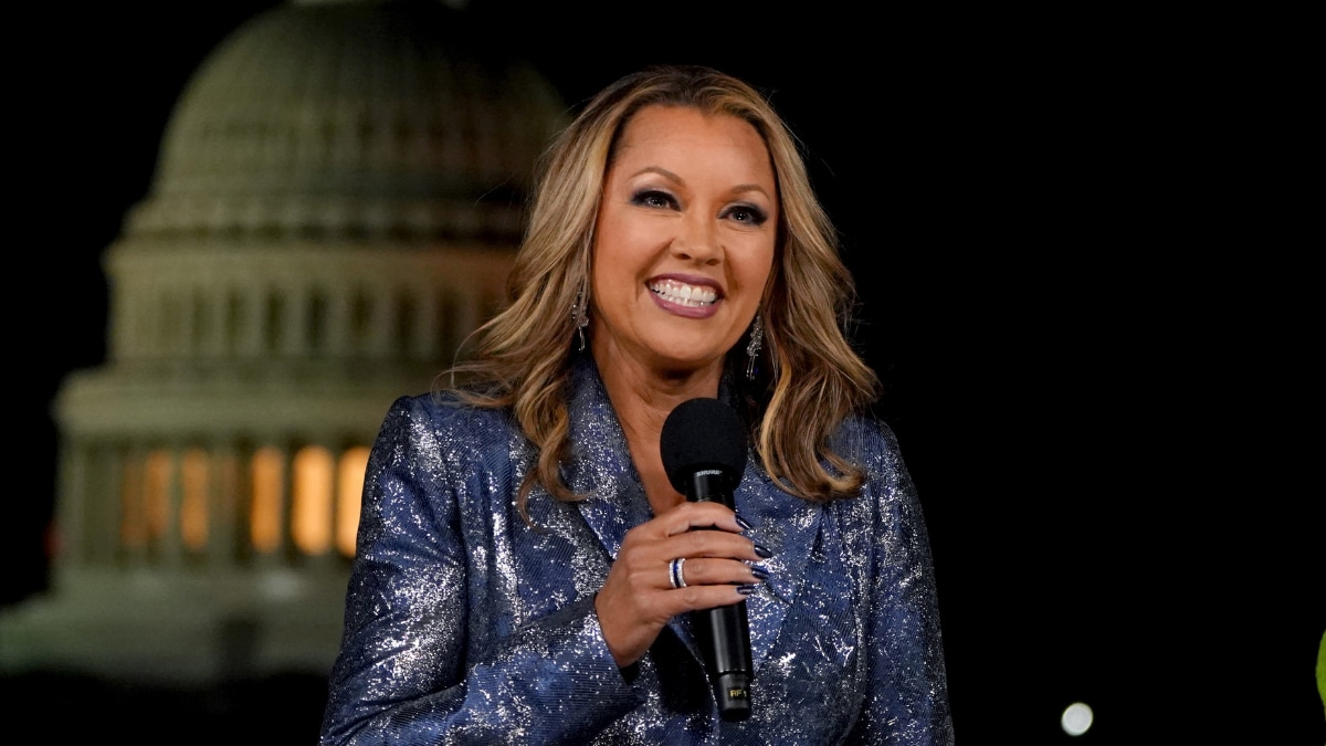 """Vanessa Williams Receives Criticism For """"Black National Anthem"""" Performance on PBS"""