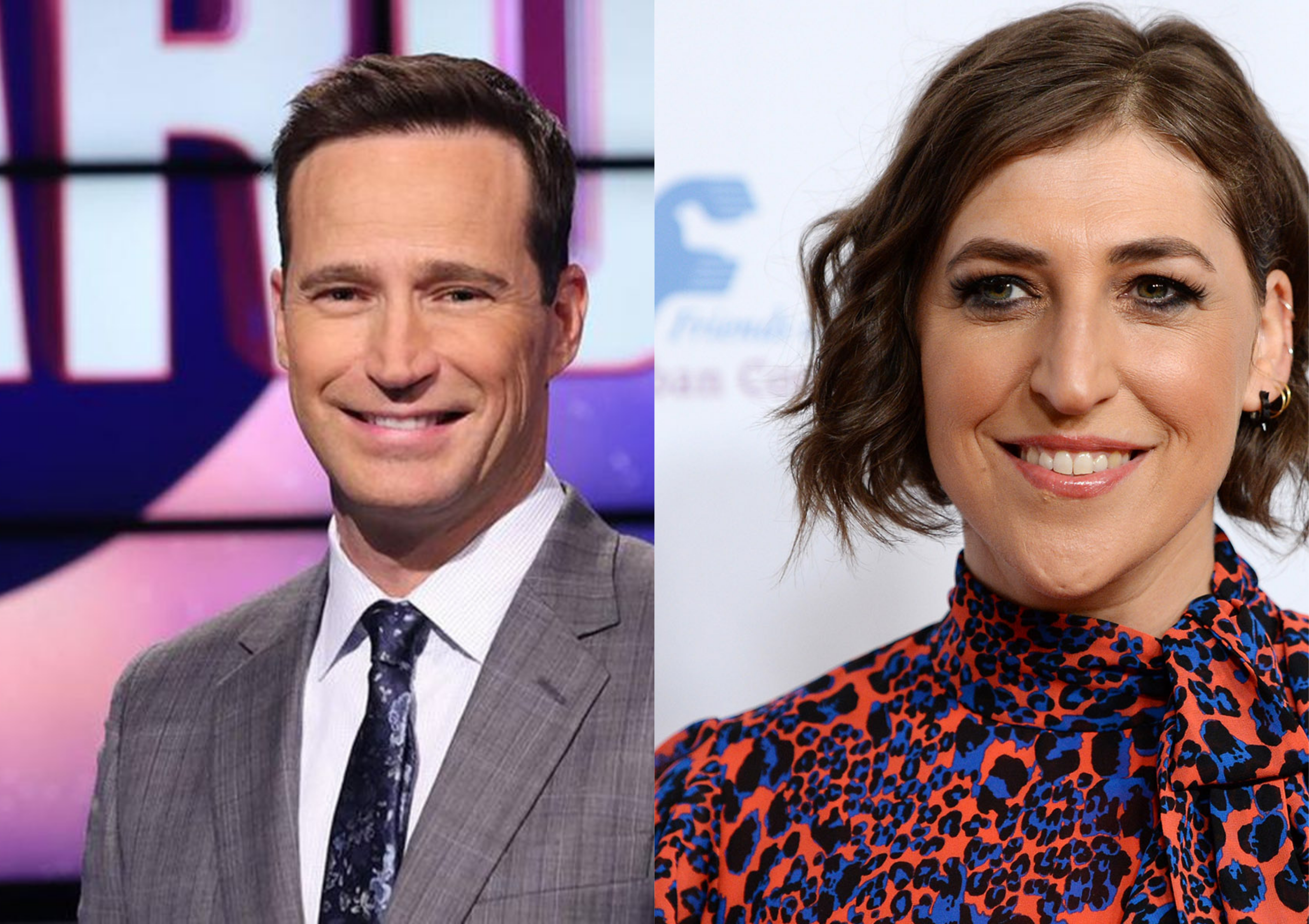Mike Richards and Mayim Bialik Announced as the New Hosts of 'Jeopardy!'