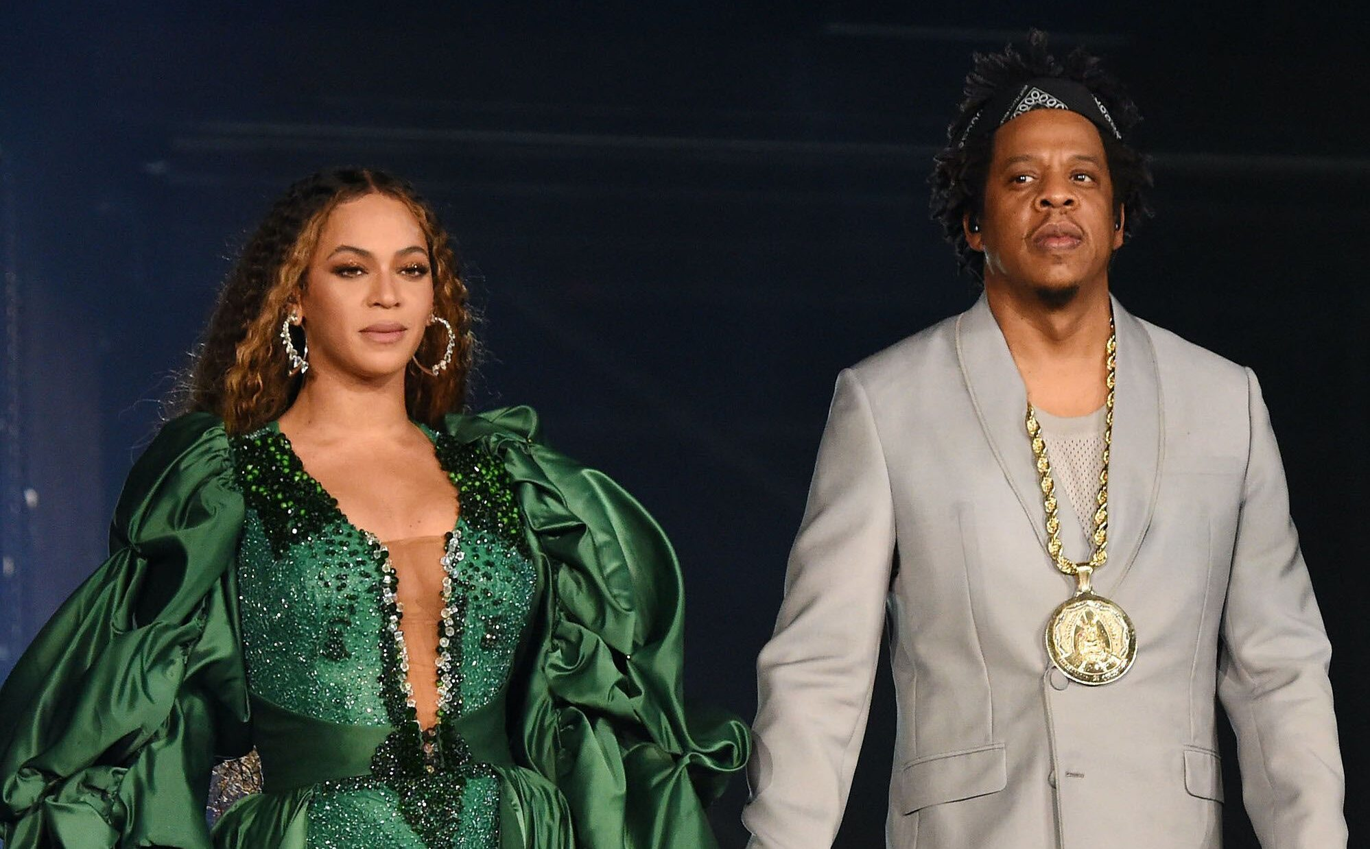 Jay-Z Says He Likes Working With Beyoncé Because She's 'Super Talented'