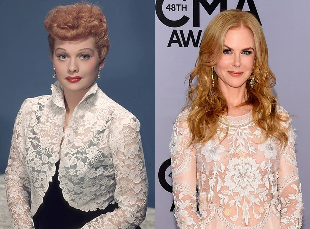 """Lucia Arnaz Says Nicole Kidman Did a """"Spectacular"""" Job Playing Her Mother Lucille Ball"""