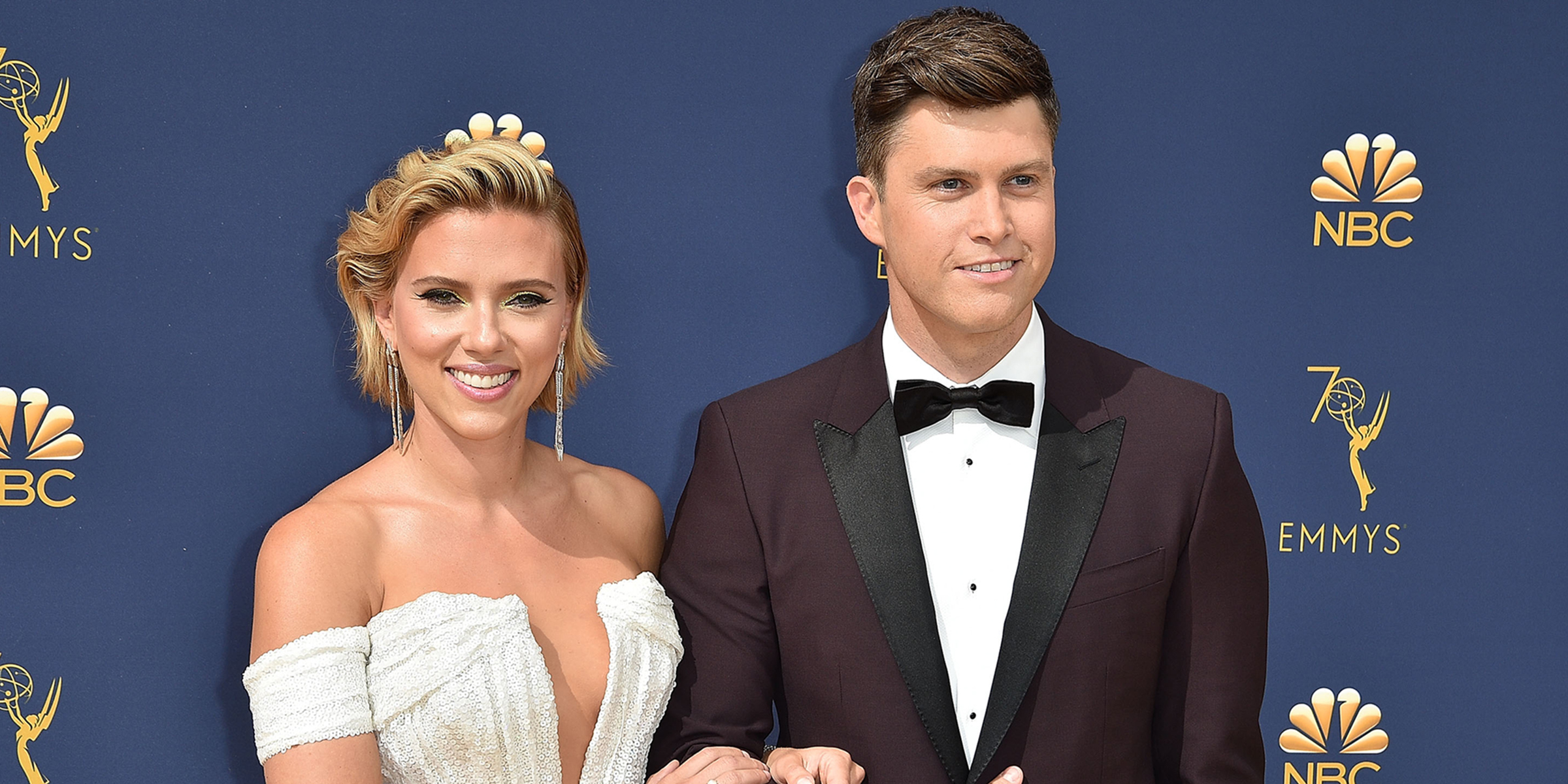 Scarlett Johansson and Colin Jost Welcome a Baby Boy