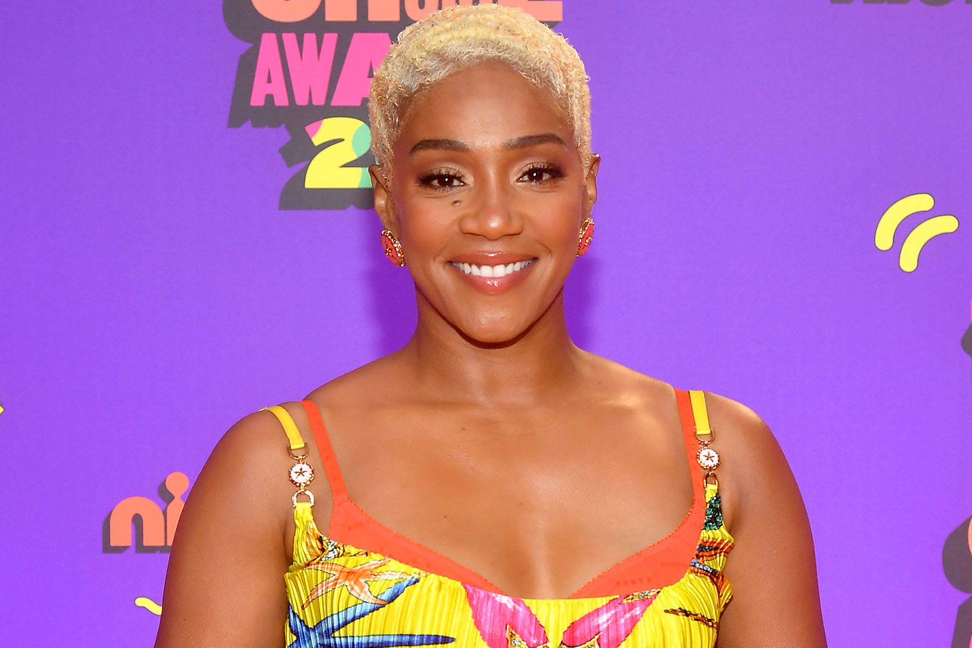 Tiffany Haddish on Play Flo-Jo: 'My Legs Are Going to Be Amazing!'