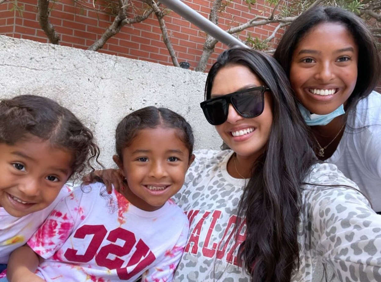 Vanessa Bryant Says 'Today Was Rough' After Dropping Off Her Eldest Daughter at USC