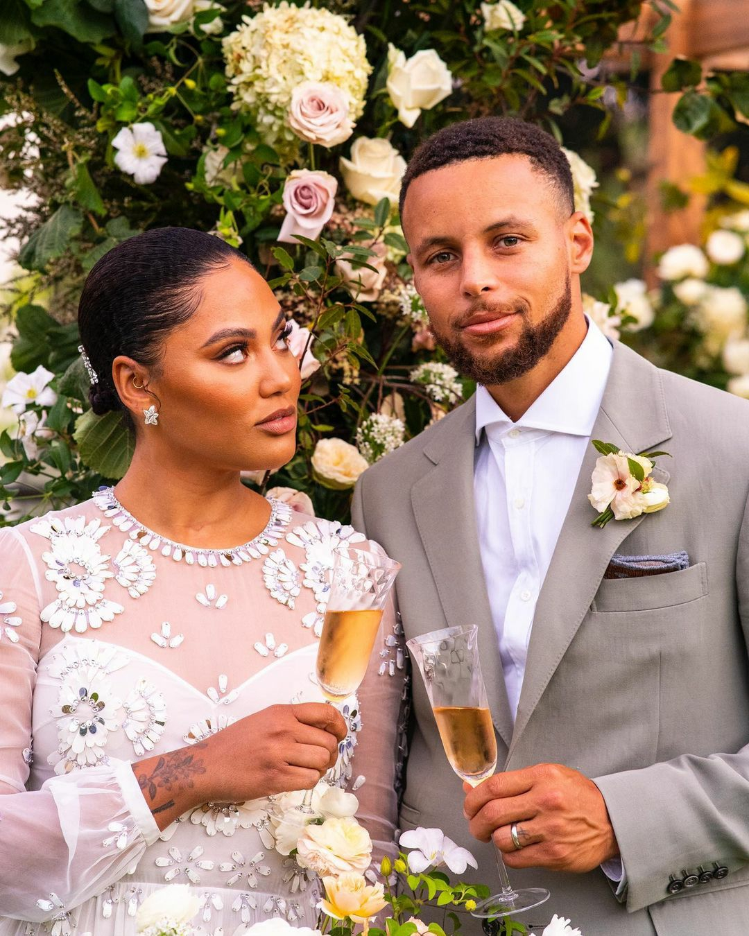 Ayesha Curry Shares Surprise Vow Renewal Ceremony Planned by Husband Steph Curry