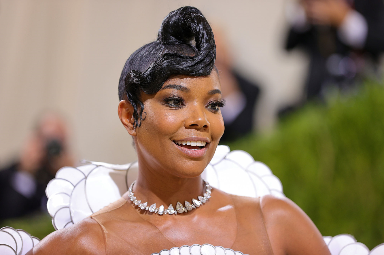 """Gabrielle Union on 'Tamron Hall': """"I leave No Stone Unturned"""" in New Book- You Got Anything Stronger?"""