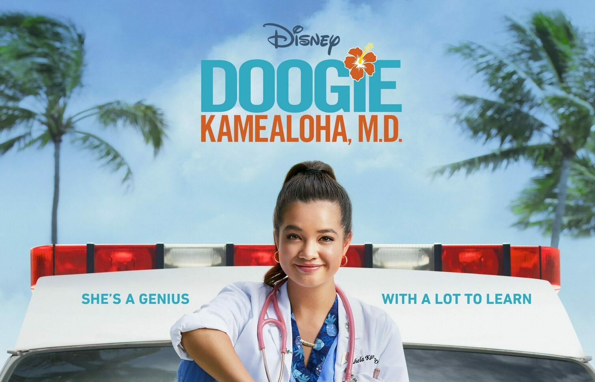 'Doogie Kamealoha, M.D.' Makes Great 'Doogie Howser' Reboot