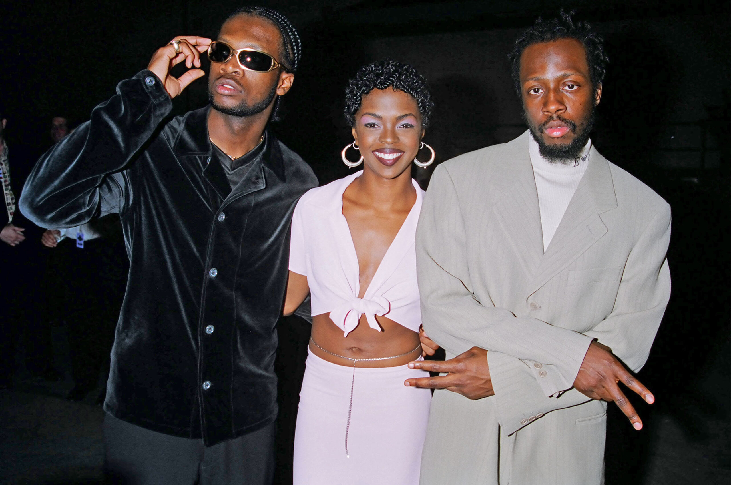 The Fugees Reunite For The 25th Anniversary of 'The Score'