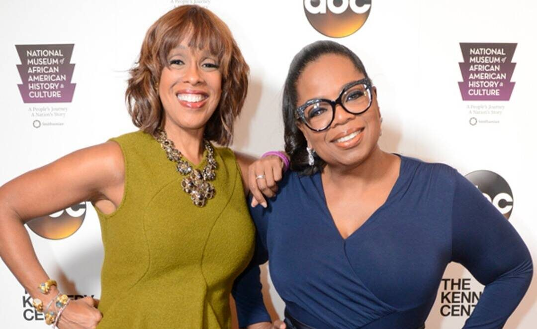 Oprah Winfrey and Gayle King Buckle Up For a 'Joy Ride'