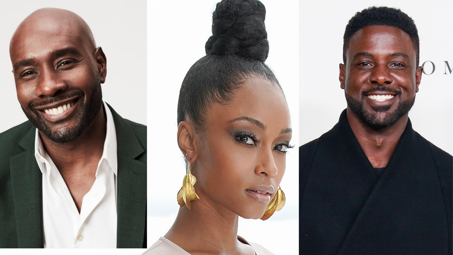 """Morris Chestnut, Yaya DaCosta and Lance Gross star in Fox's """"Our Kind of People"""""""