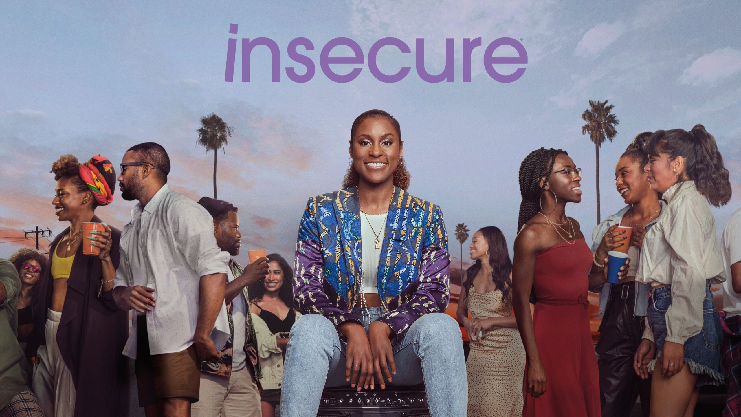 """The Cast Of """"Insecure"""" Talk Final Season"""