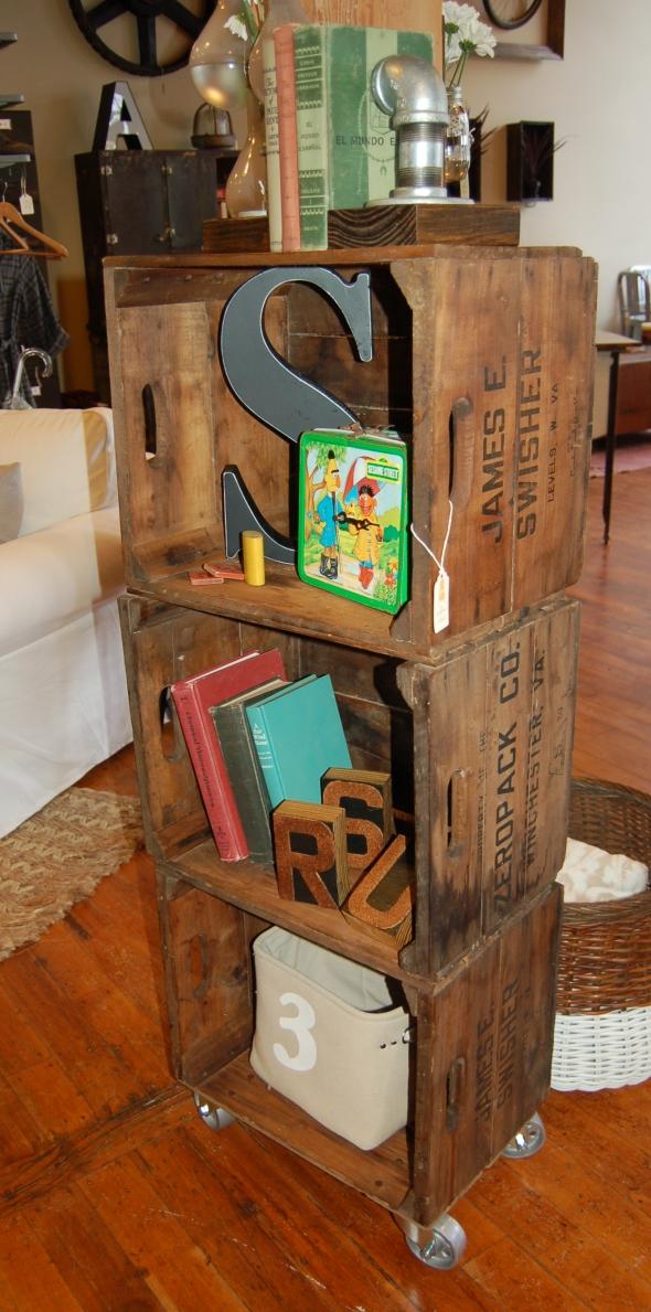 crateshelf