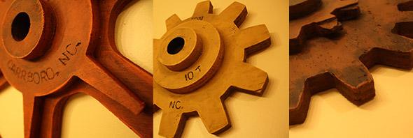 Foundry Pattern Gear Set