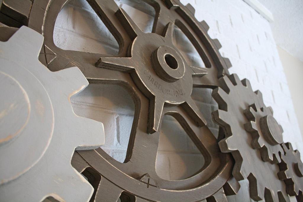 Wooden Foundry Pattern Gears