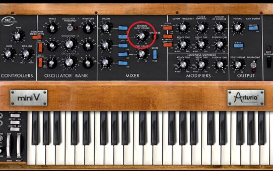 Processing Audio with Synthesizers and MIDI Control