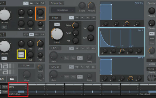 Understanding Synthesizer Hard Sync