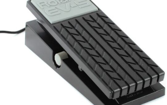 MIDI Parameter Control with Almost Any Footpedal