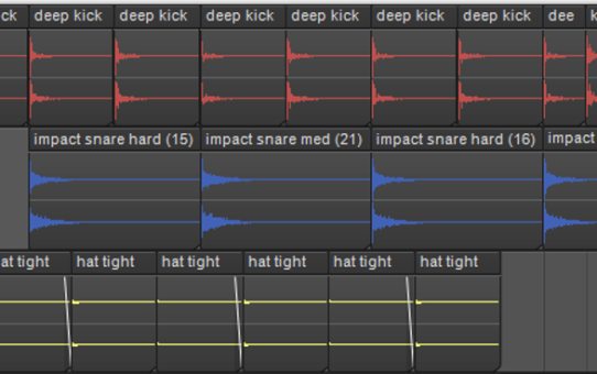 Make Your Own Drum Loops