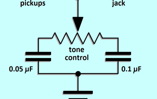 One Tone Control, Two Tone Options