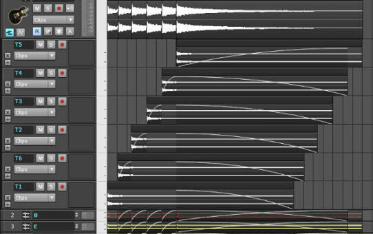 Sound Design with Guitar: Pads