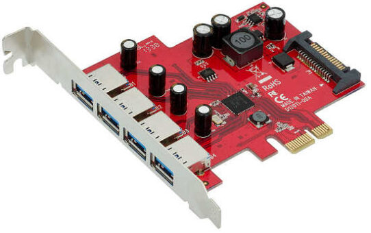 USB Interface Noise Solution