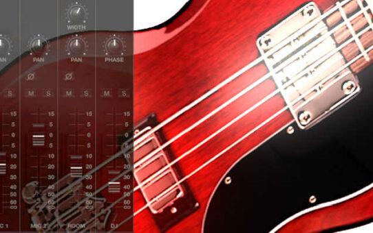 Recording Electric Basics - the Basics