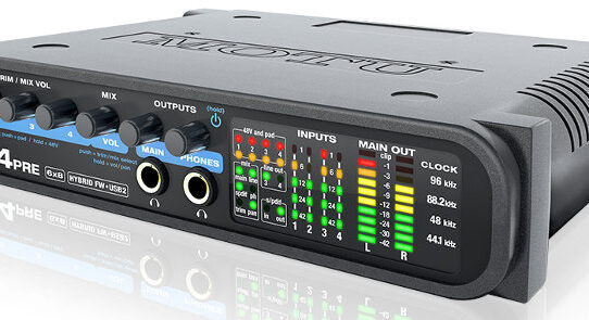 How to Choose an Audio Interface