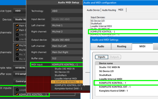Avoid Frustration with Program Changes and Amp Sims