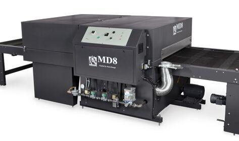 WORKHORSE MD8 GAS DRYER