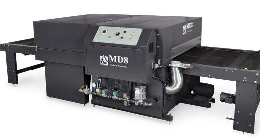 MD8 GAS DRYER