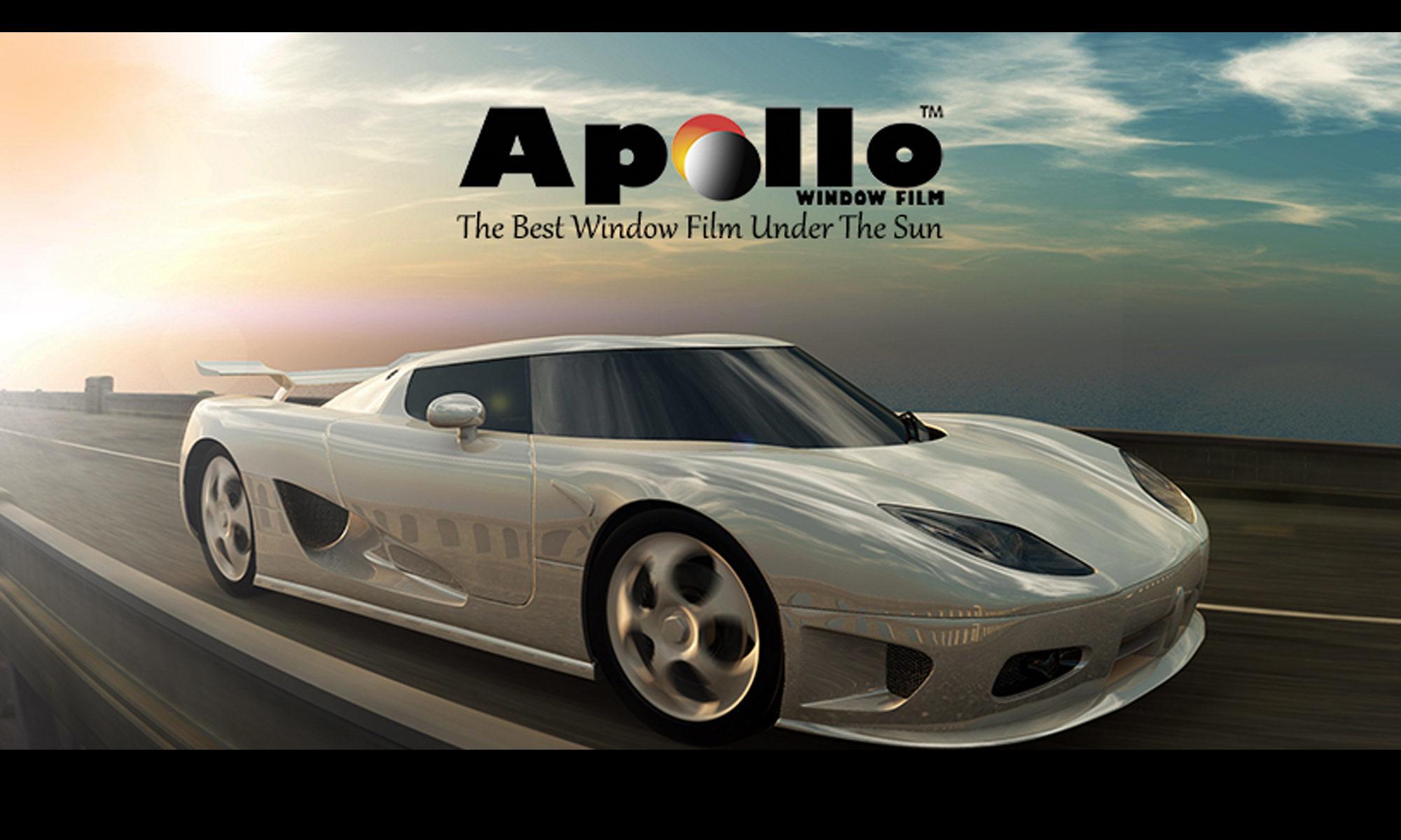 Apollo Window Film