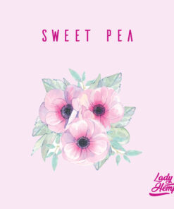 sweet pea by lady hemp