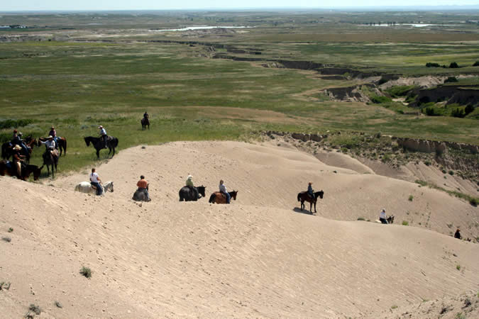Pioneer journeys by Our Heritage Guest Ranch