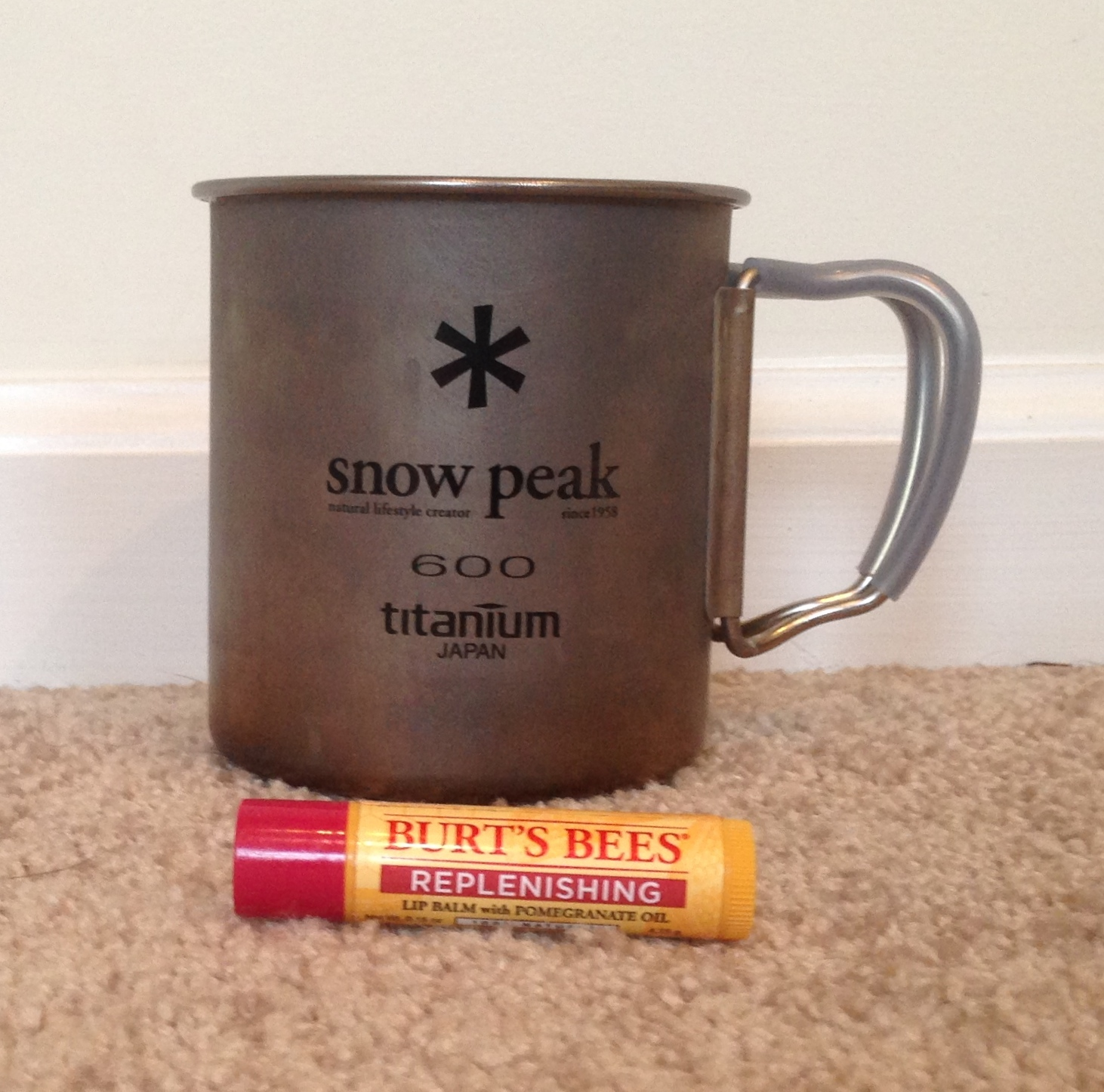 Snow Peak no lid