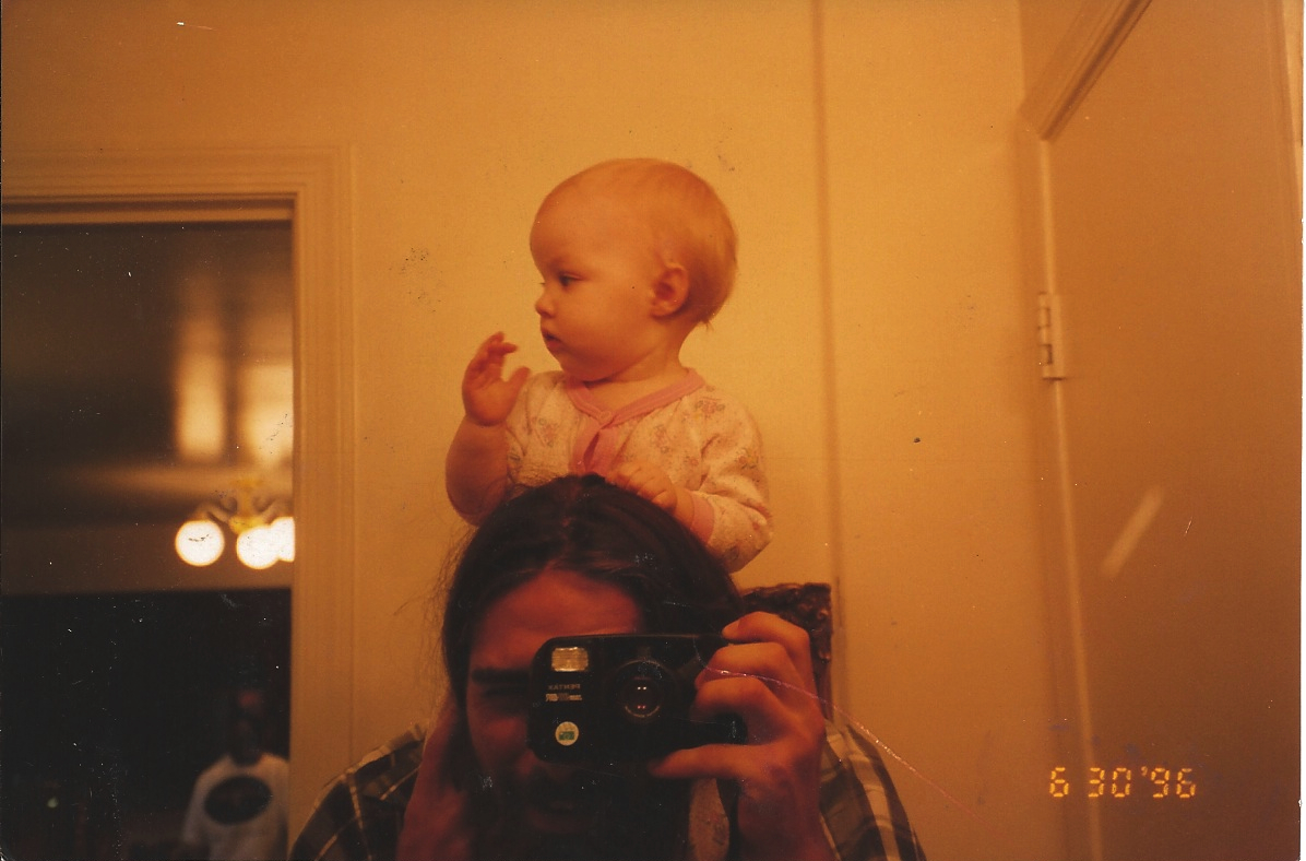 Me and Emily - June 30, 1996