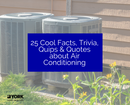 25 Cool Facts, Trivia, Quips & Quotes about Air Conditioning