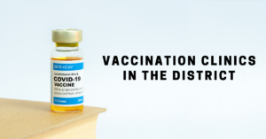 Vaccination clinics taking place in the District are happening!  Your Family Health Team (FHT) or Community Health Centre (CHC) will be contacting you in priority sequence for appointment scheduling. If you're a member of one of these priority groups, but not a member of an FHC/CHC, please connect with your respective community organization (noted below) to inquire about setting up an appointment: * Health care workers * Seniors 75+ * Indigenous Adults 55+ * Chronic home care recipients