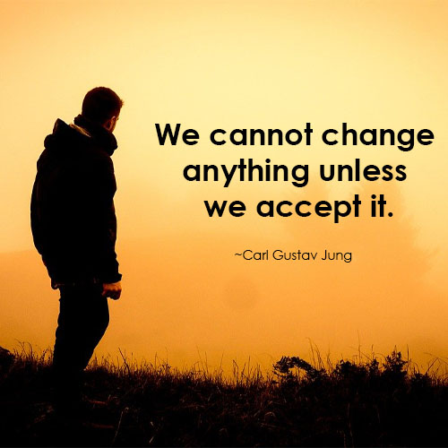 carl jung quotes on acceptance