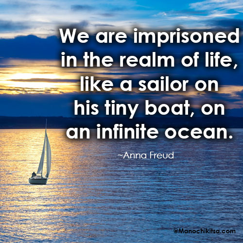Anna Freud quotes on adolescence