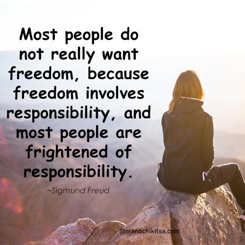 Sigmund Freud quotes human nature