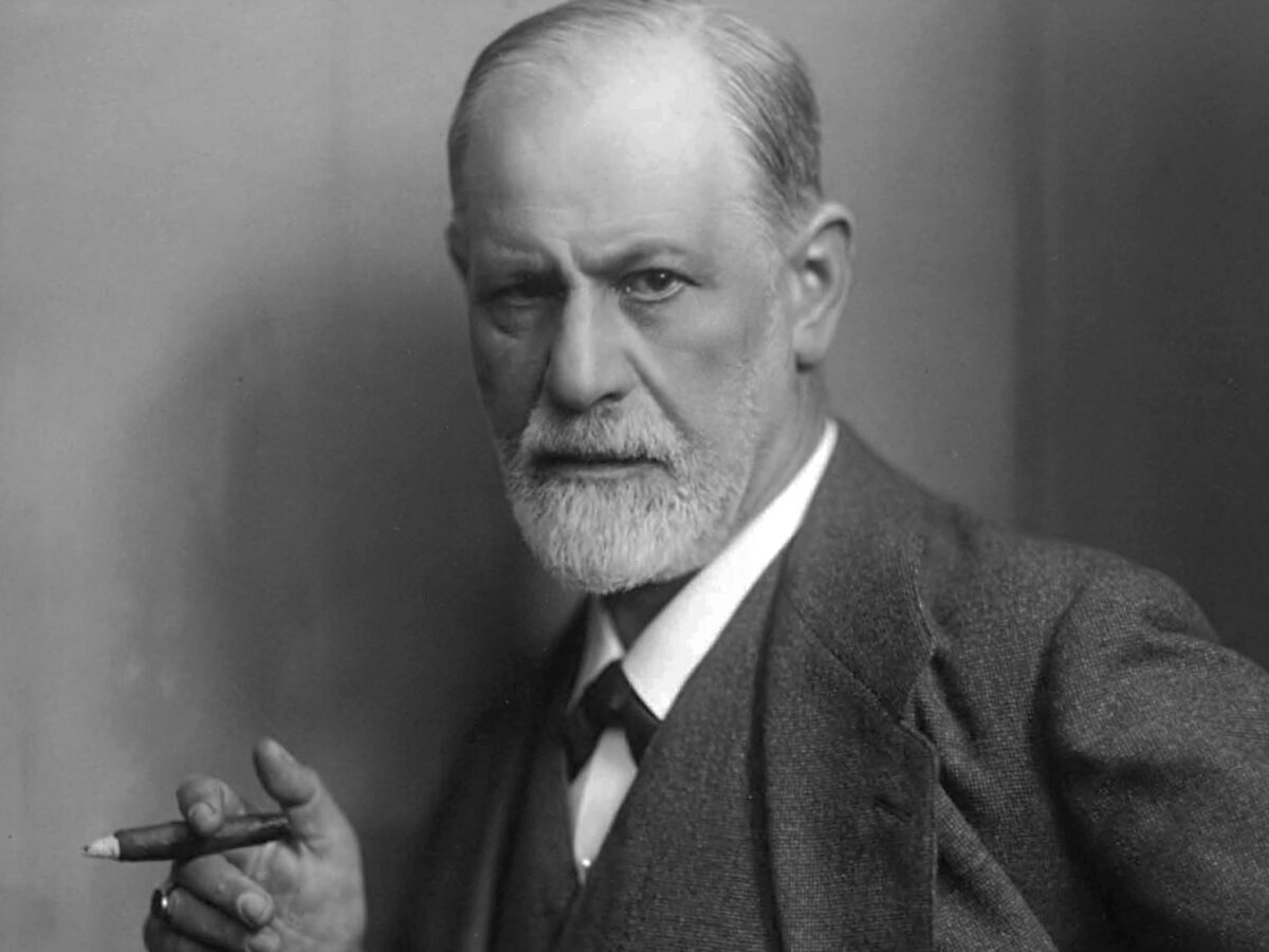 Sigmund Freud quotes on human nature and unexpressed emotions