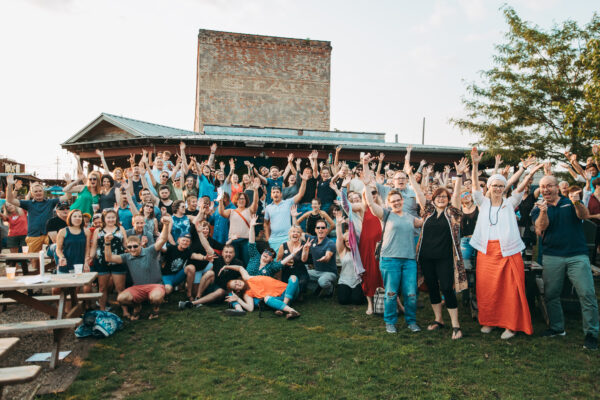 Old Dog Brewery Group Photo