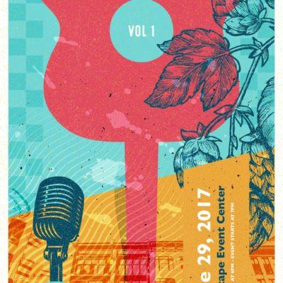 Volume 1 Poster