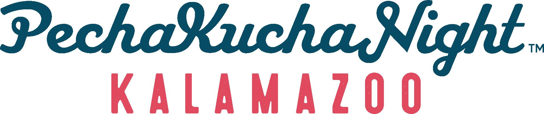 Pecha Kucha Kalamazoo Logo