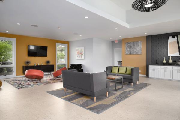 6 Lounge-Area