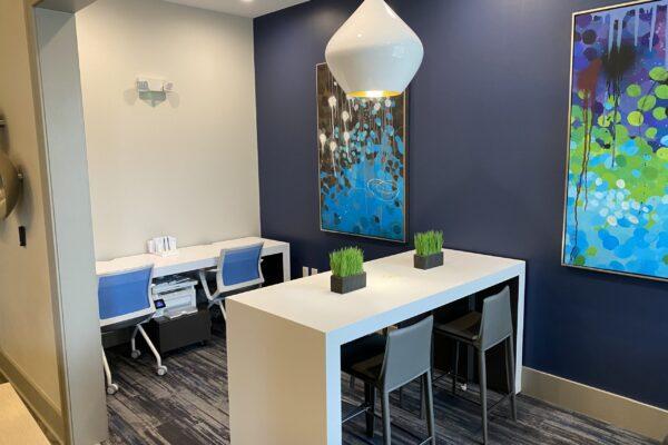Bradley Park Business Center tables